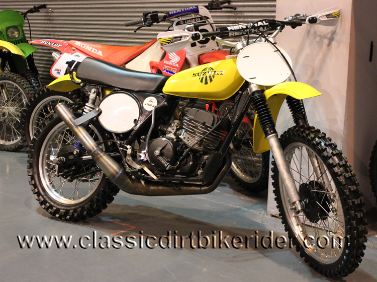 2016 Hagon classic dirtbike show Telford report review picture photos classicdirtbikerider.com 23 (9)