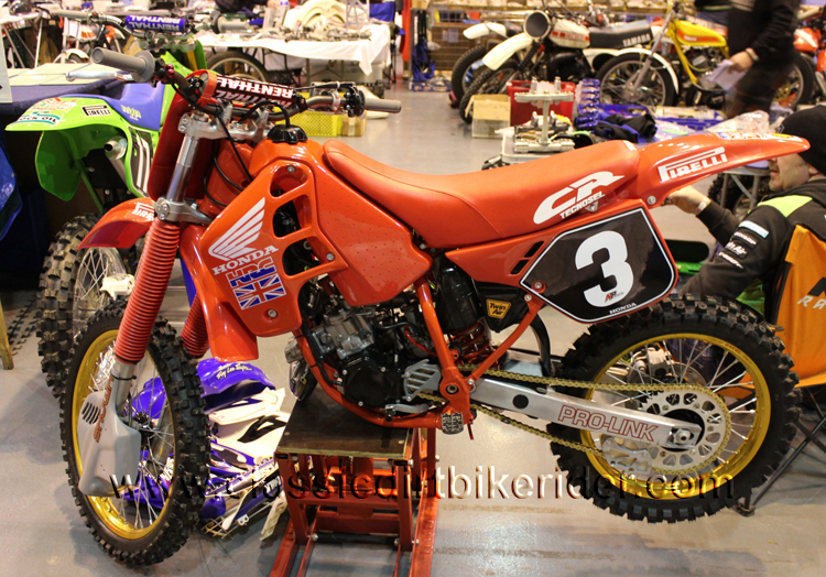 2016 Hagon classic dirtbike show Telford report review picture photos classicdirtbikerider.com 3