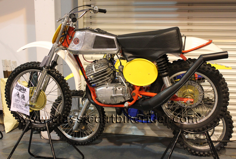 2016 Hagon classic dirtbike show Telford report review picture photos classicdirtbikerider.com 4 (2)