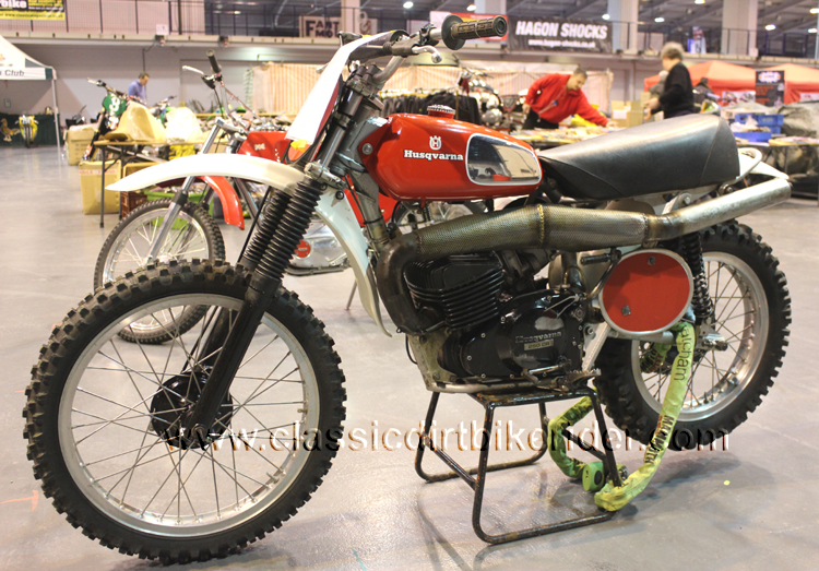 2016 Hagon classic dirtbike show Telford report review picture photos classicdirtbikerider.com 4 (4)
