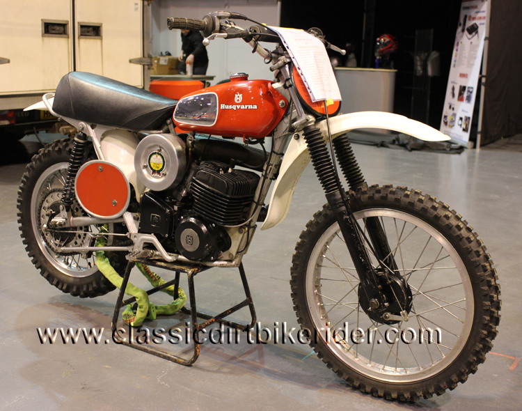 2016 Hagon classic dirtbike show Telford report review picture photos classicdirtbikerider.com 4 (5)