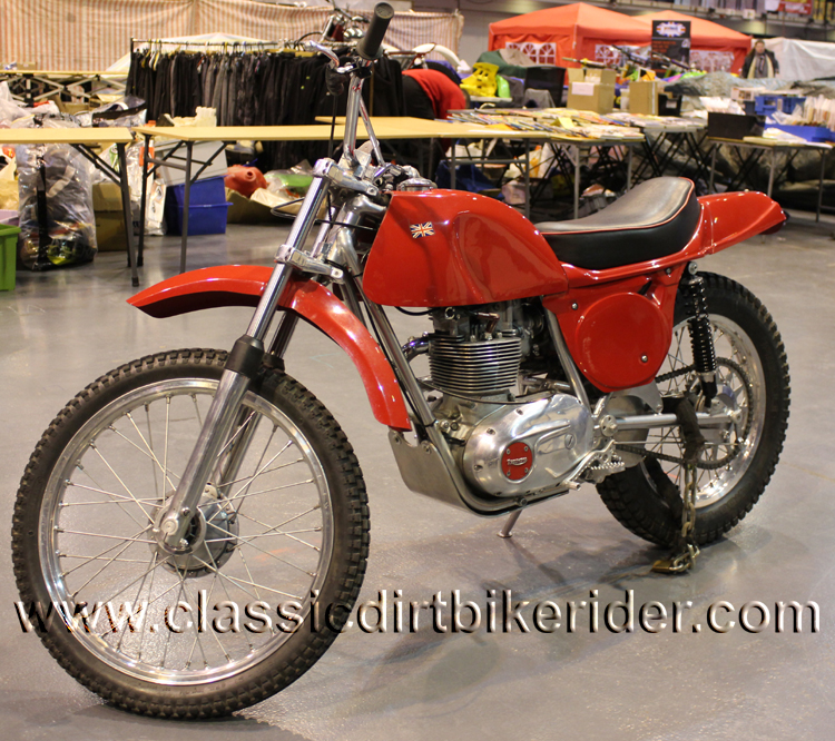 2016 Hagon classic dirtbike show Telford report review picture photos classicdirtbikerider.com 4 (6)