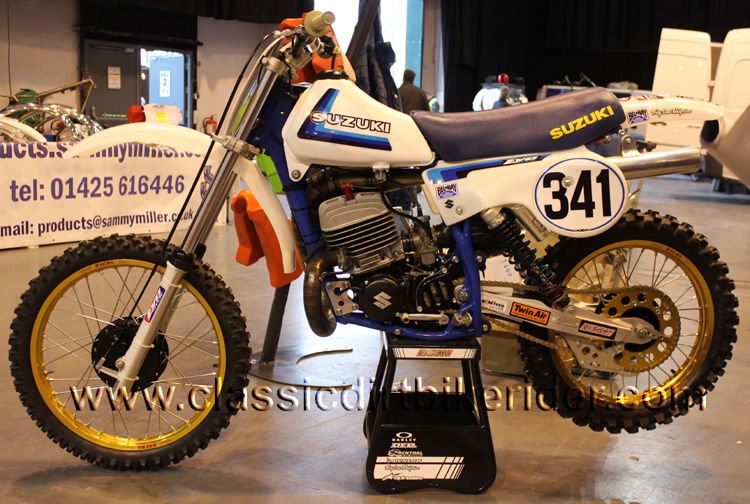 2016 Hagon classic dirtbike show Telford report review picture photos classicdirtbikerider.com 45 (11)