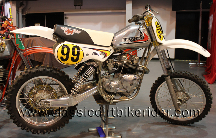 2016 Hagon classic dirtbike show Telford report review picture photos classicdirtbikerider.com 45 (14)