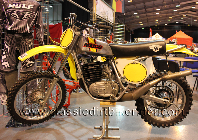 2016 Hagon classic dirtbike show Telford report review picture photos classicdirtbikerider.com 45 (16)