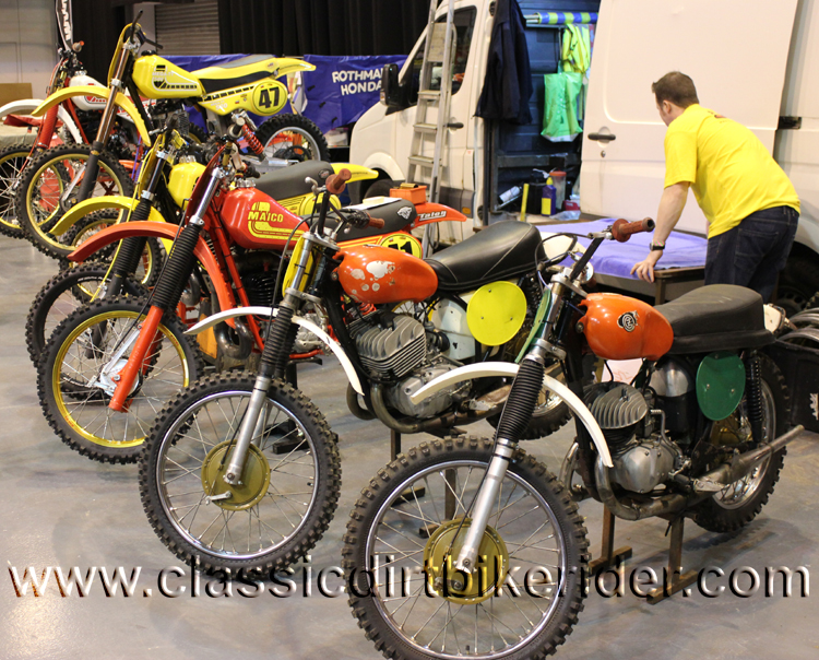2016 Hagon classic dirtbike show Telford report review picture photos classicdirtbikerider.com 45 (17)