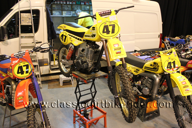2016 Hagon classic dirtbike show Telford report review picture photos classicdirtbikerider.com 45 (18)