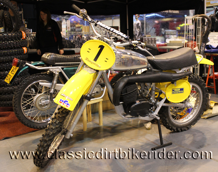 2016 Hagon classic dirtbike show Telford report review picture photos classicdirtbikerider.com 45 (22)