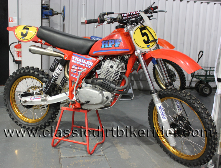 2016 Hagon classic dirtbike show Telford report review picture photos classicdirtbikerider.com 45 (3)