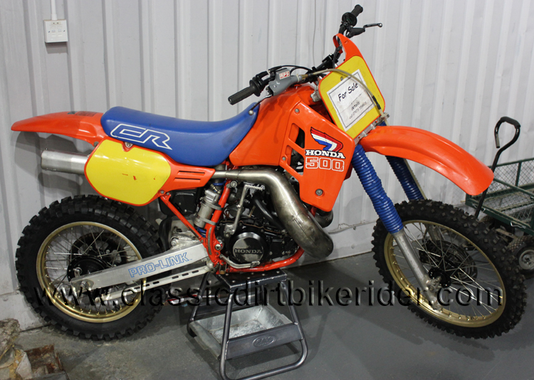 2016 Hagon classic dirtbike show Telford report review picture photos classicdirtbikerider.com 45 (4)