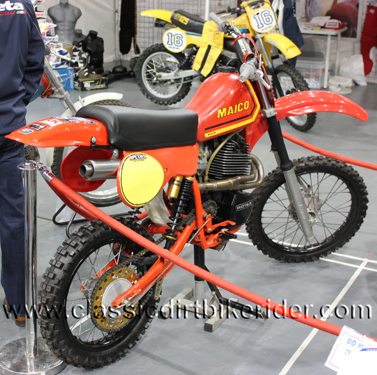 2016 Hagon classic dirtbike show Telford report review picture photos classicdirtbikerider.com 45 (6)