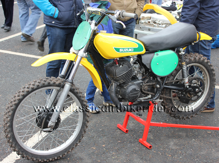 2016 Hagon classic dirtbike show Telford report review picture photos classicdirtbikerider.com 66 (10)
