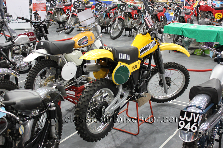 2016 Hagon classic dirtbike show Telford report review picture photos classicdirtbikerider.com 66 (15)