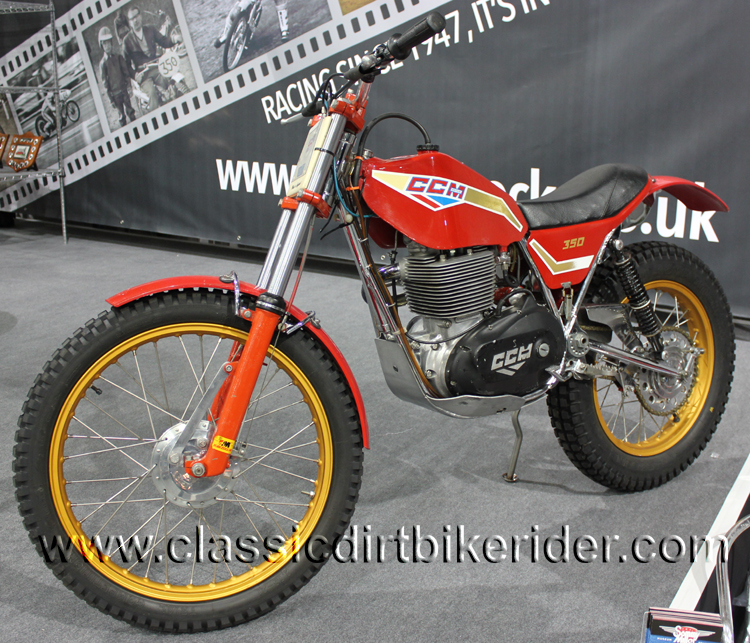 2016 Hagon classic dirtbike show Telford report review picture photos classicdirtbikerider.com 66 (17)