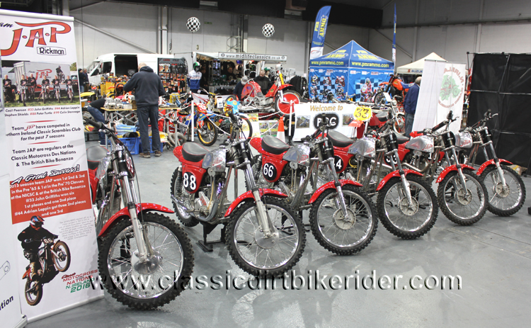 2016 Hagon classic dirtbike show Telford report review picture photos classicdirtbikerider.com 66 (19)