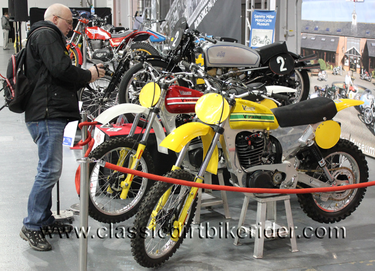 2016 Hagon classic dirtbike show Telford report review picture photos classicdirtbikerider.com 66 (2)