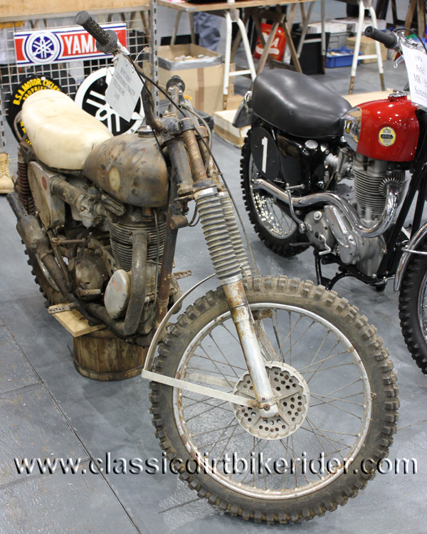 2016 Hagon classic dirtbike show Telford report review picture photos classicdirtbikerider.com 66 (20)