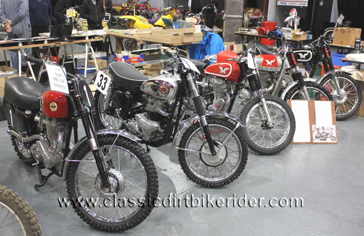 2016 Hagon classic dirtbike show Telford report review picture photos classicdirtbikerider.com 66 (22)