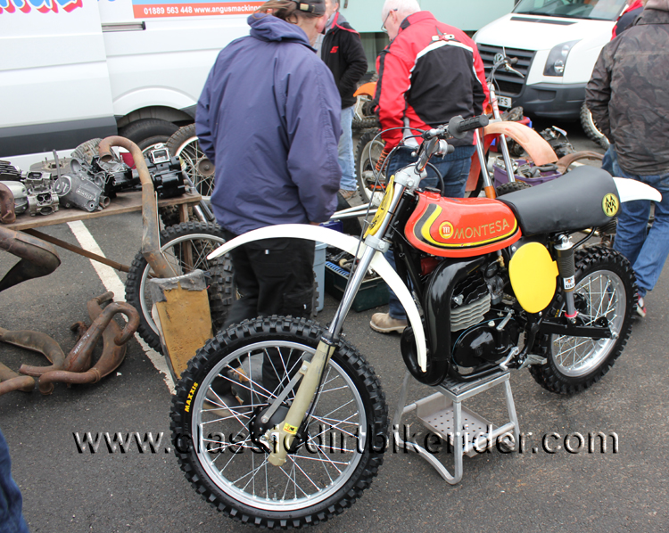 2016 Hagon classic dirtbike show Telford report review picture photos classicdirtbikerider.com 66 (7)