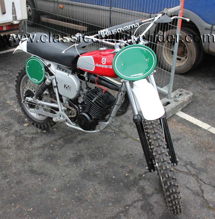 2016 Hagon classic dirtbike show Telford report review picture photos classicdirtbikerider.com 66 (9)