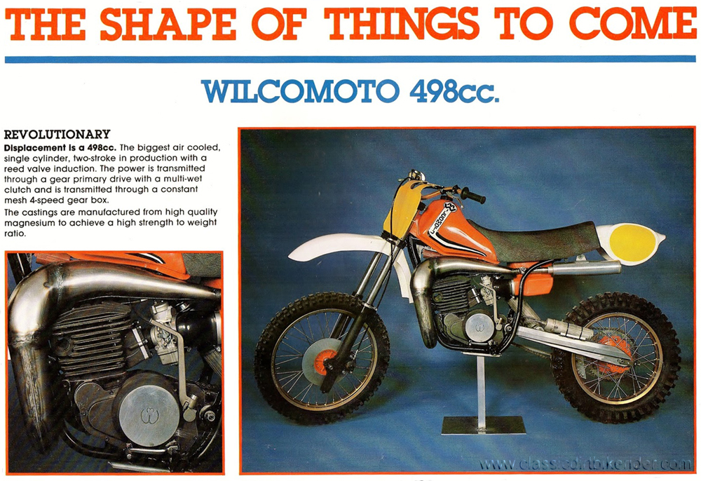 Wilcomoto Brochure copy