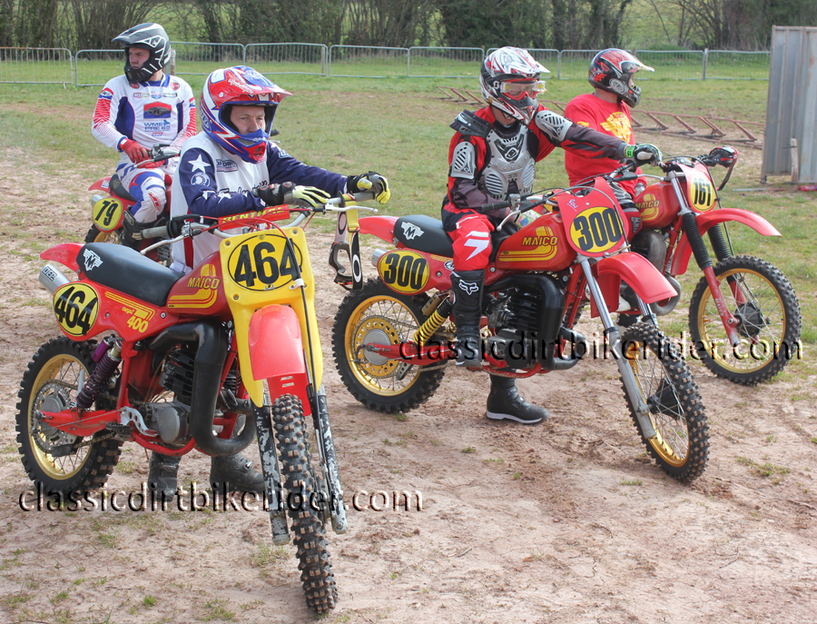 2016 WME PRE 85 EVO MOTOCROSS SERIES ROUND 1 ROSS ON WYE CLASSIC SCRAMBLE PONTRILAS (106)