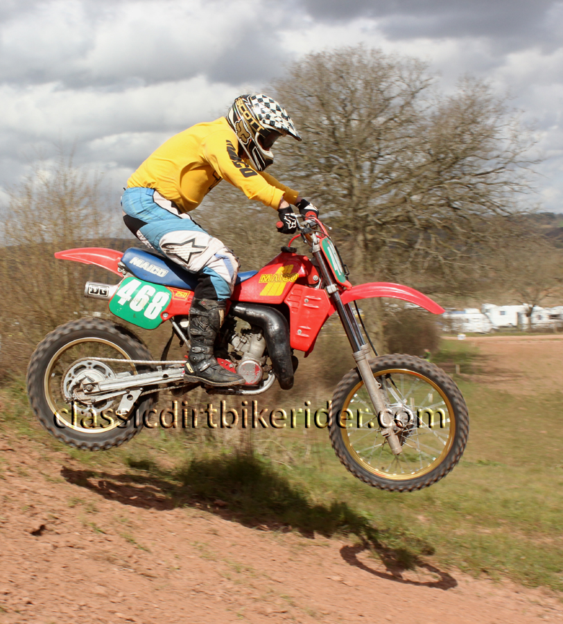2016 WME PRE 85 EVO MOTOCROSS SERIES ROUND 1 ROSS ON WYE CLASSIC SCRAMBLE PONTRILAS (110)