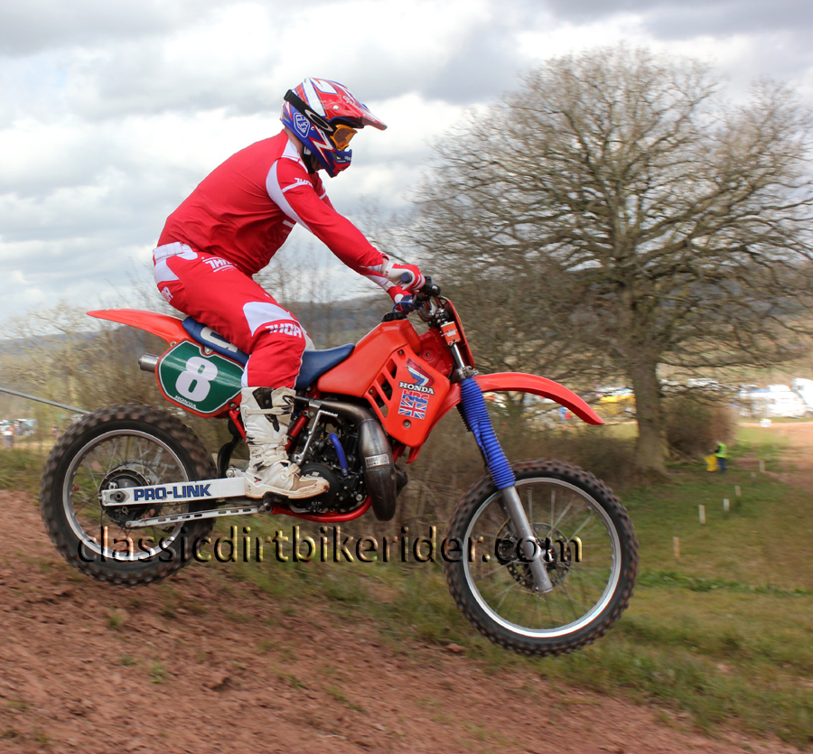 2016 WME PRE 85 EVO MOTOCROSS SERIES ROUND 1 ROSS ON WYE CLASSIC SCRAMBLE PONTRILAS (111)