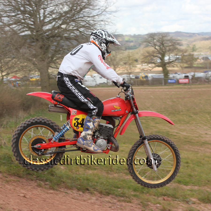 2016 WME PRE 85 EVO MOTOCROSS SERIES ROUND 1 ROSS ON WYE CLASSIC SCRAMBLE PONTRILAS (112)