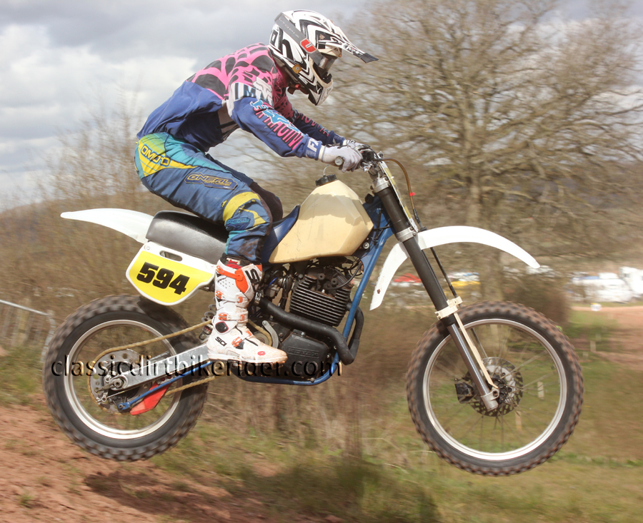 2016 WME PRE 85 EVO MOTOCROSS SERIES ROUND 1 ROSS ON WYE CLASSIC SCRAMBLE PONTRILAS (116)