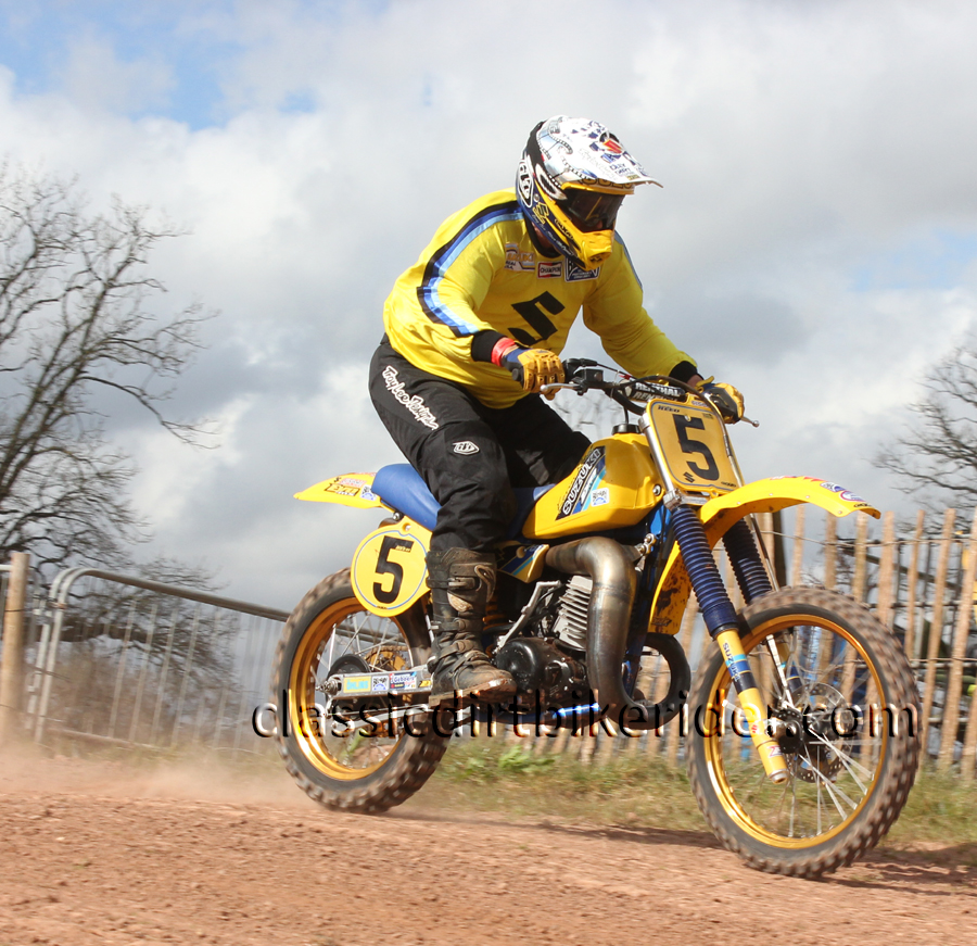 2016 WME PRE 85 EVO MOTOCROSS SERIES ROUND 1 ROSS ON WYE CLASSIC SCRAMBLE PONTRILAS (117)