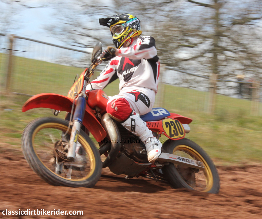 2016 WME PRE 85 EVO MOTOCROSS SERIES ROUND 1 ROSS ON WYE CLASSIC SCRAMBLE PONTRILAS (128)