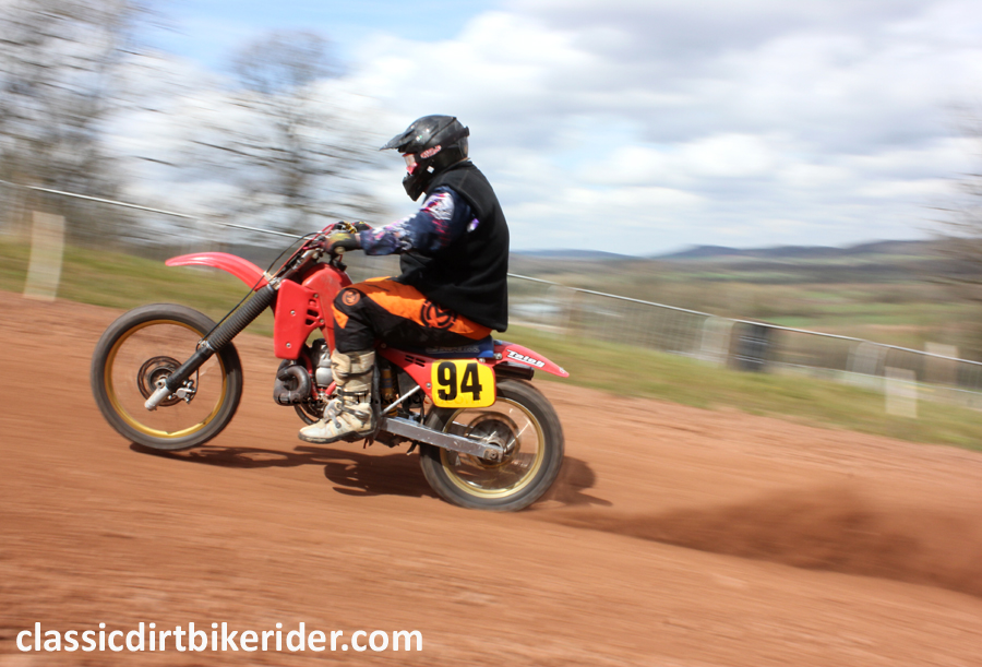 2016 WME PRE 85 EVO MOTOCROSS SERIES ROUND 1 ROSS ON WYE CLASSIC SCRAMBLE PONTRILAS (130)