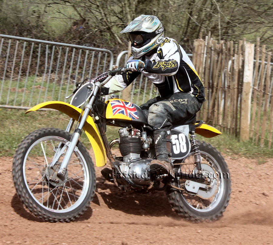 2016 WME PRE 85 EVO MOTOCROSS SERIES ROUND 1 ROSS ON WYE CLASSIC SCRAMBLE PONTRILAS (131)