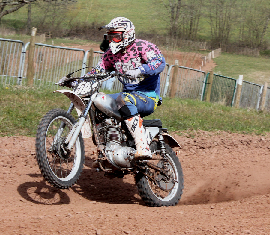 2016 WME PRE 85 EVO MOTOCROSS SERIES ROUND 1 ROSS ON WYE CLASSIC SCRAMBLE PONTRILAS (133)