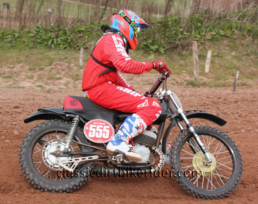 2016 WME PRE 85 EVO MOTOCROSS SERIES ROUND 1 ROSS ON WYE CLASSIC SCRAMBLE PONTRILAS (134)