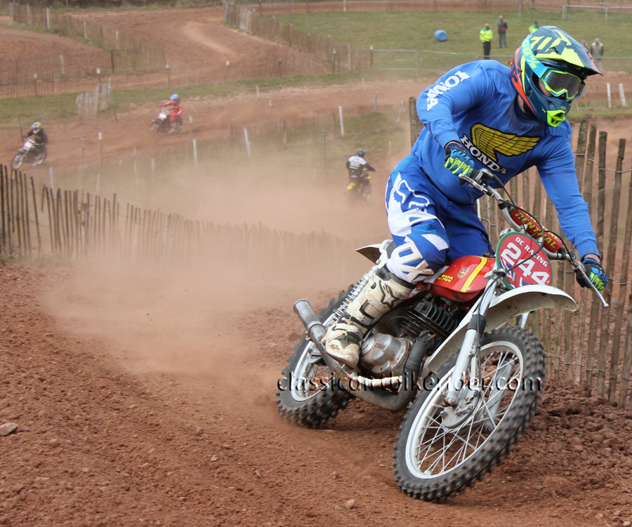 2016 WME PRE 85 EVO MOTOCROSS SERIES ROUND 1 ROSS ON WYE CLASSIC SCRAMBLE PONTRILAS (135)
