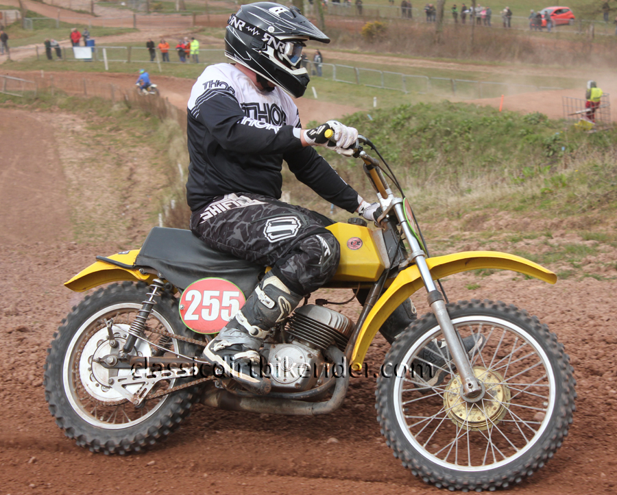 2016 WME PRE 85 EVO MOTOCROSS SERIES ROUND 1 ROSS ON WYE CLASSIC SCRAMBLE PONTRILAS (136)
