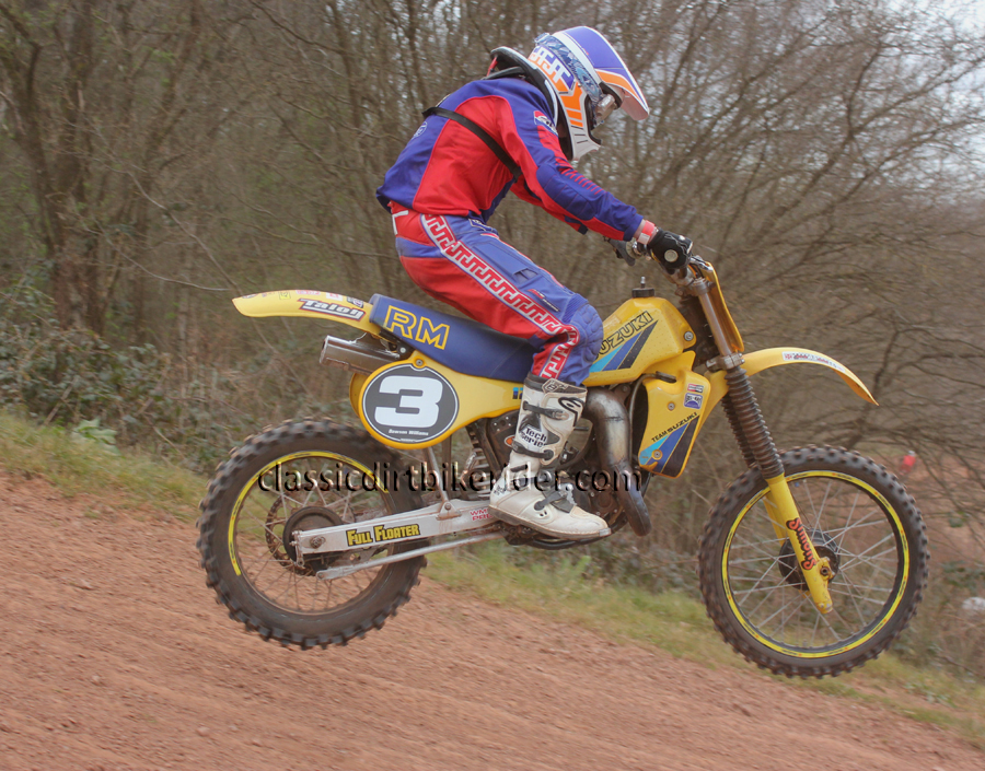 2016 WME PRE 85 EVO MOTOCROSS SERIES ROUND 1 ROSS ON WYE CLASSIC SCRAMBLE PONTRILAS (140)
