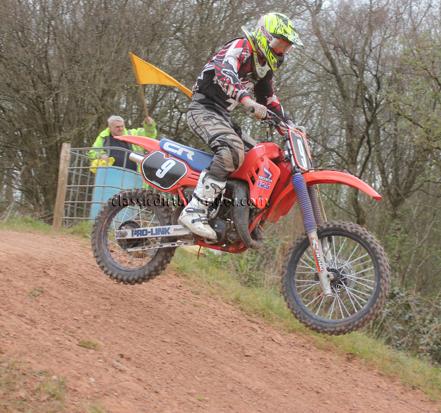 2016 WME PRE 85 EVO MOTOCROSS SERIES ROUND 1 ROSS ON WYE CLASSIC SCRAMBLE PONTRILAS (141)