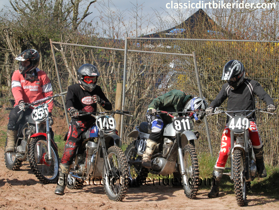 2016 WME PRE 85 EVO MOTOCROSS SERIES ROUND 1 ROSS ON WYE CLASSIC SCRAMBLE PONTRILAS (15)