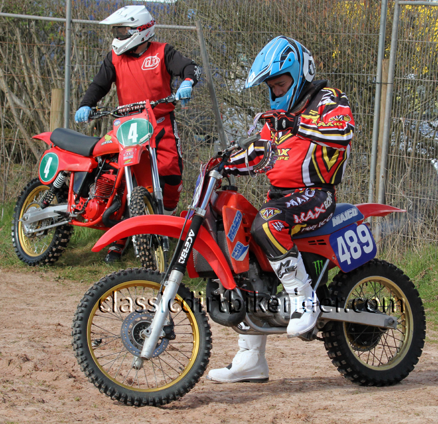 2016 WME PRE 85 EVO MOTOCROSS SERIES ROUND 1 ROSS ON WYE CLASSIC SCRAMBLE PONTRILAS (23)