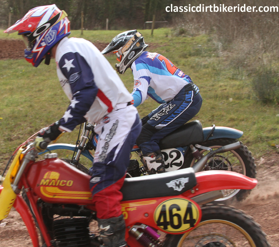 2016 WME PRE 85 EVO MOTOCROSS SERIES ROUND 1 ROSS ON WYE CLASSIC SCRAMBLE PONTRILAS (29)