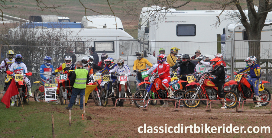 2016 WME PRE 85 EVO MOTOCROSS SERIES ROUND 1 ROSS ON WYE CLASSIC SCRAMBLE PONTRILAS (30)
