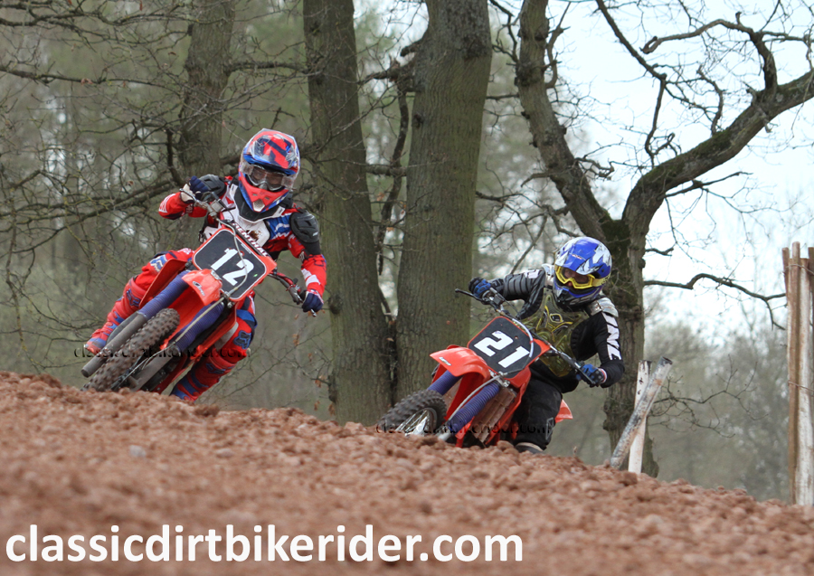 2016 WME PRE 85 EVO MOTOCROSS SERIES ROUND 1 ROSS ON WYE CLASSIC SCRAMBLE PONTRILAS (33)