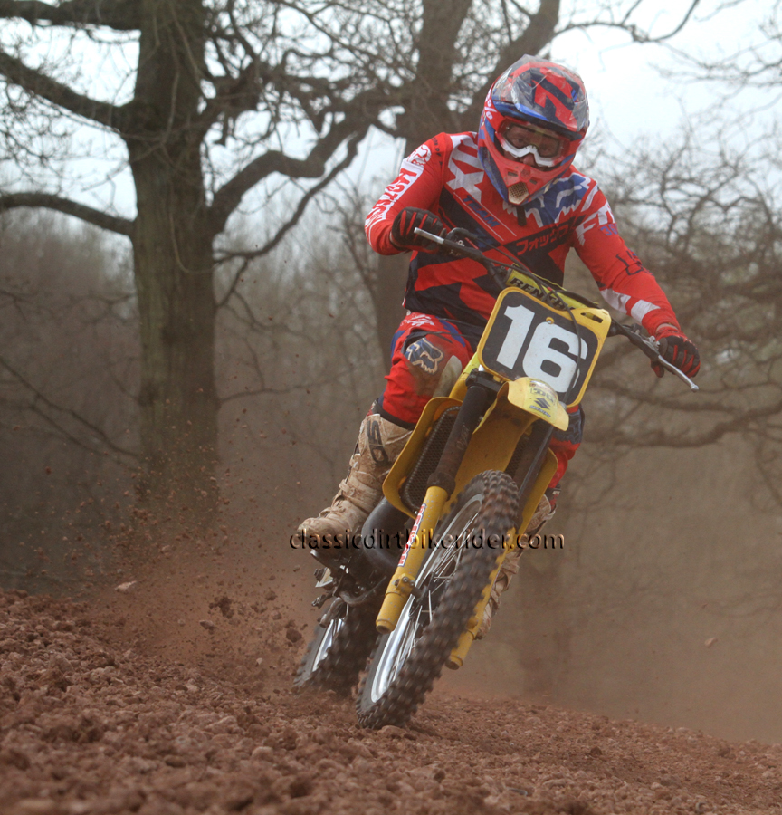 2016 WME PRE 85 EVO MOTOCROSS SERIES ROUND 1 ROSS ON WYE CLASSIC SCRAMBLE PONTRILAS (34)