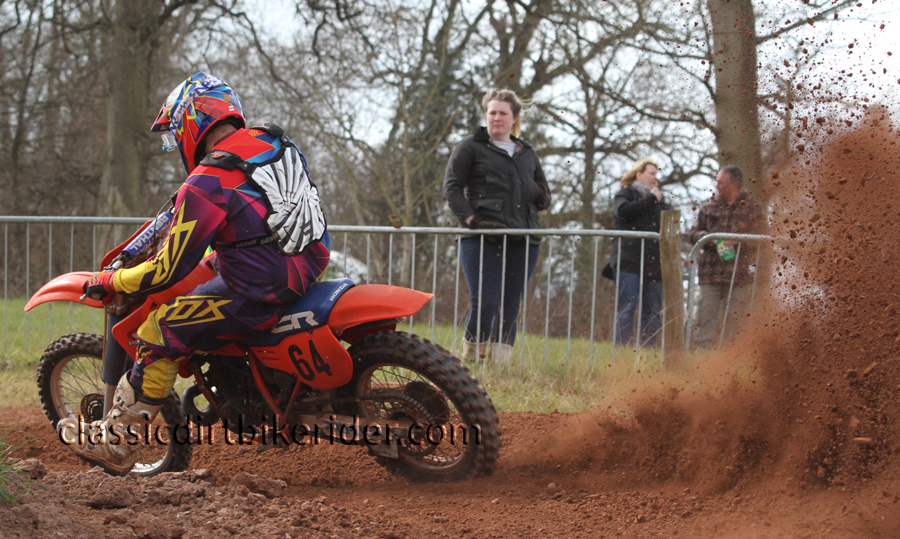2016 WME PRE 85 EVO MOTOCROSS SERIES ROUND 1 ROSS ON WYE CLASSIC SCRAMBLE PONTRILAS (35)