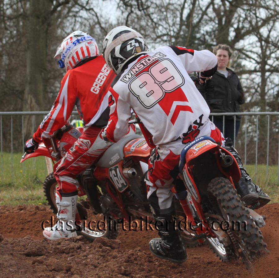 2016 WME PRE 85 EVO MOTOCROSS SERIES ROUND 1 ROSS ON WYE CLASSIC SCRAMBLE PONTRILAS (36)