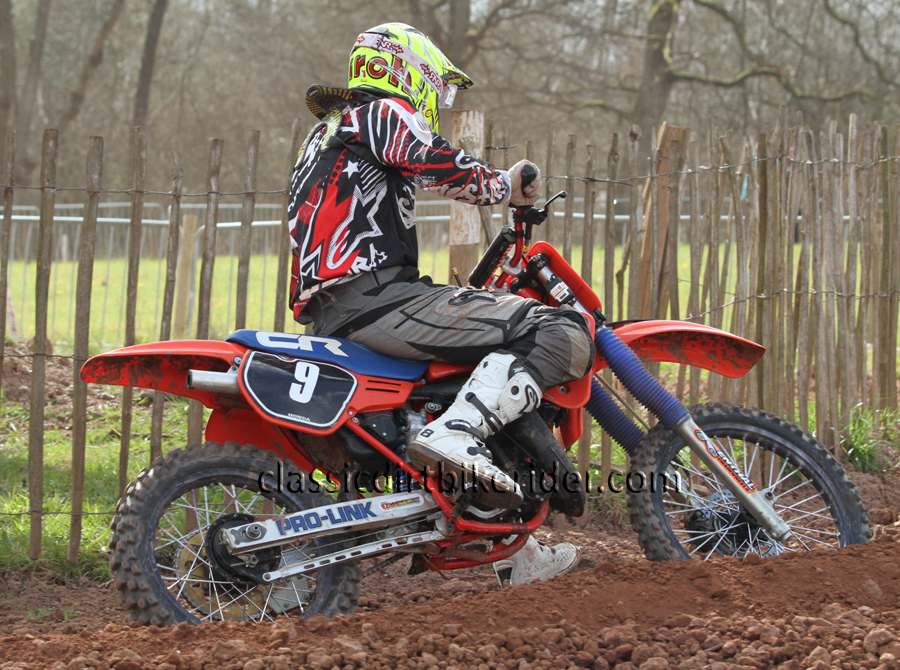2016 WME PRE 85 EVO MOTOCROSS SERIES ROUND 1 ROSS ON WYE CLASSIC SCRAMBLE PONTRILAS (37)