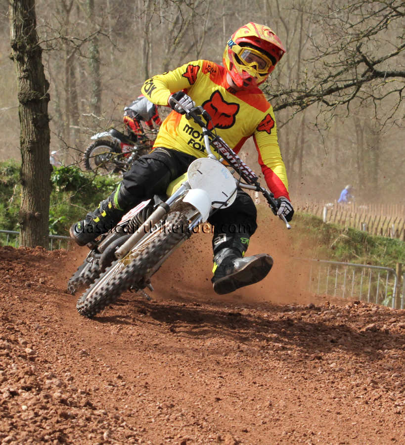 2016 WME PRE 85 EVO MOTOCROSS SERIES ROUND 1 ROSS ON WYE CLASSIC SCRAMBLE PONTRILAS (42)